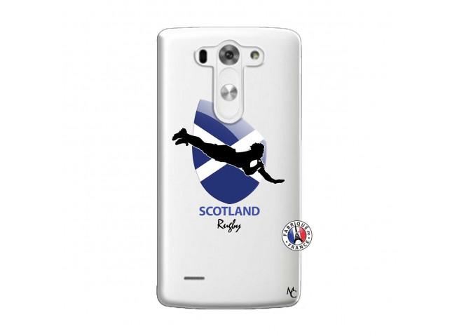 Coque Lg G3 Coupe du Monde Rugby-Scotland