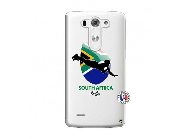 Coque Lg G3 Coupe du Monde Rugby-South Africa