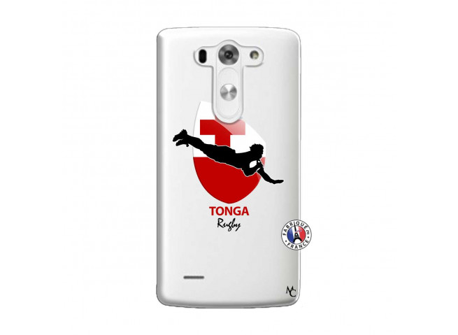 Coque Lg G3 Coupe du Monde Rugby-Tonga