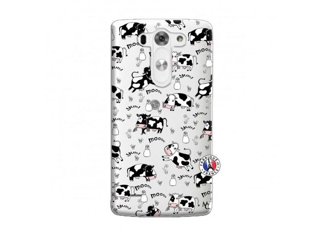 Coque Lg G3 Cow Pattern