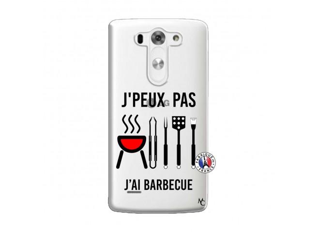 Coque Lg G3 Je Peux Pas J Ai Barbecue