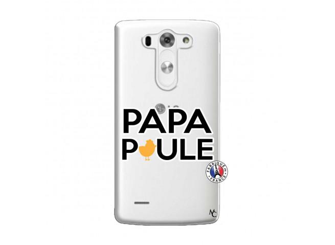 Coque Lg G3 Papa Poule