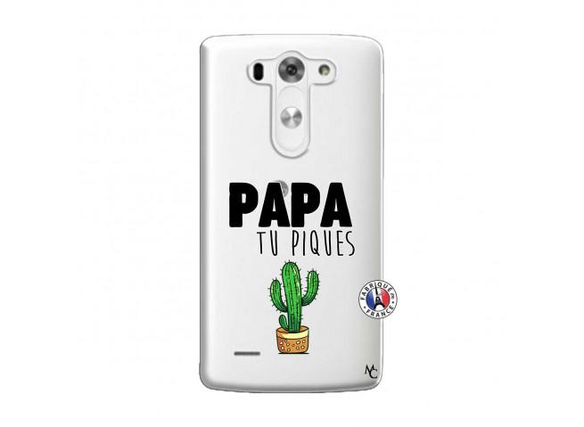 Coque Lg G3 Papa Tu Piques