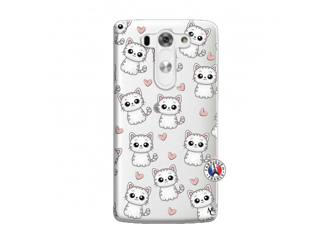 Coque Lg G3 Petits Chats