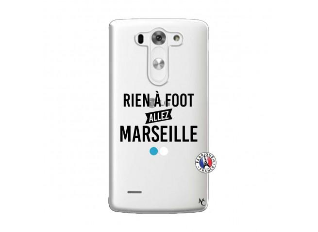 Coque Lg G3 Rien A Foot Allez Marseille
