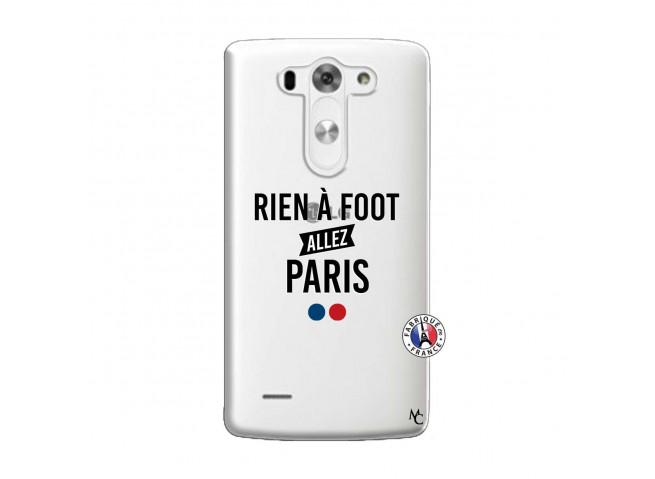 Coque Lg G3 Rien A Foot Allez Paris