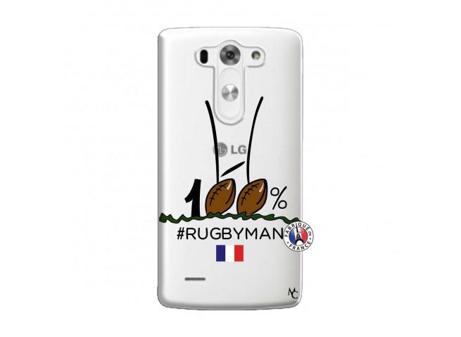 Coque Lg G3 100 % Rugbyman Entre les Poteaux