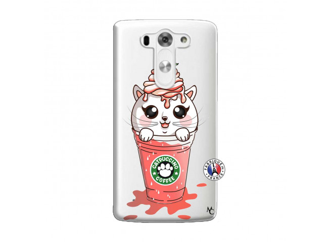 Coque Lg G3 Catpucino Ice Cream