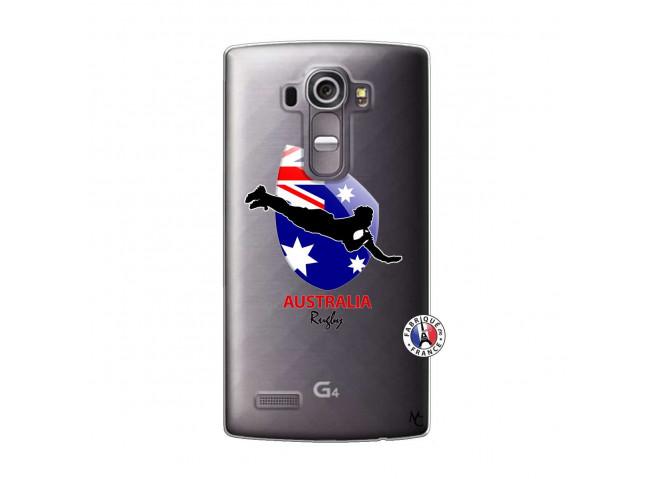 Coque Lg G4 Coupe du Monde Rugby-Australia