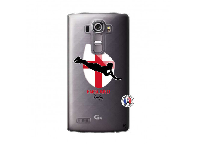 Coque Lg G4 Coupe du Monde Rugby-England