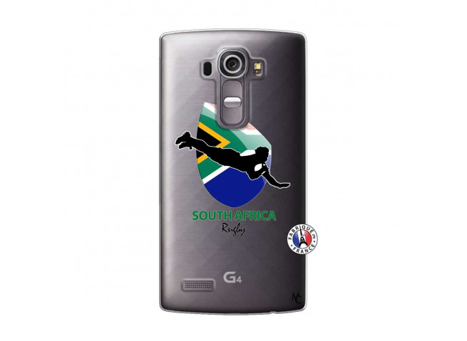 Coque Lg G4 Coupe du Monde Rugby-South Africa