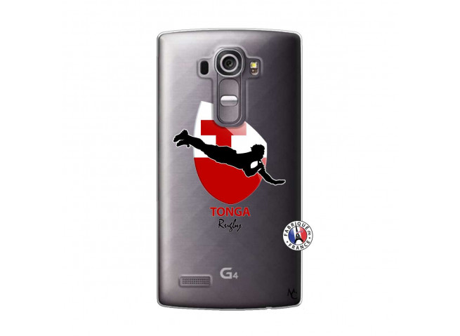 Coque Lg G4 Coupe du Monde Rugby-Tonga