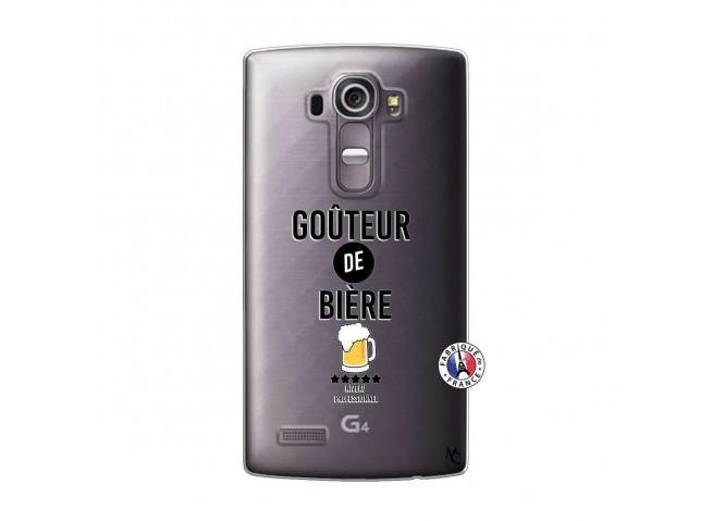 Coque Lg G4 Gouteur De Biere