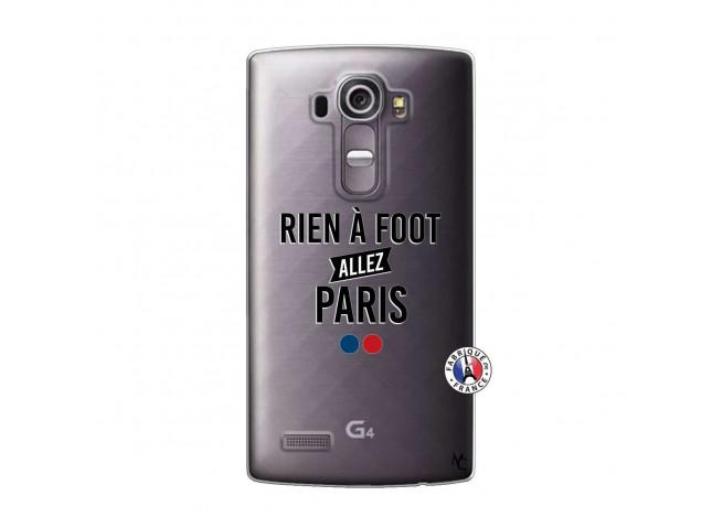Coque Lg G4 Rien A Foot Allez Paris