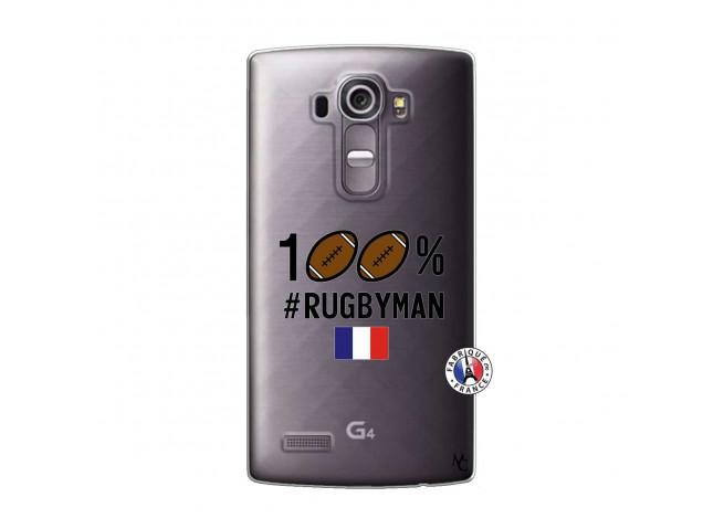 Coque Lg G4 100% Rugbyman