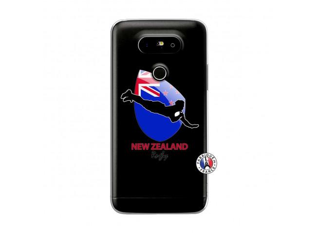 Coque Lg G5 Coupe du Monde Rugby- Nouvelle Zélande
