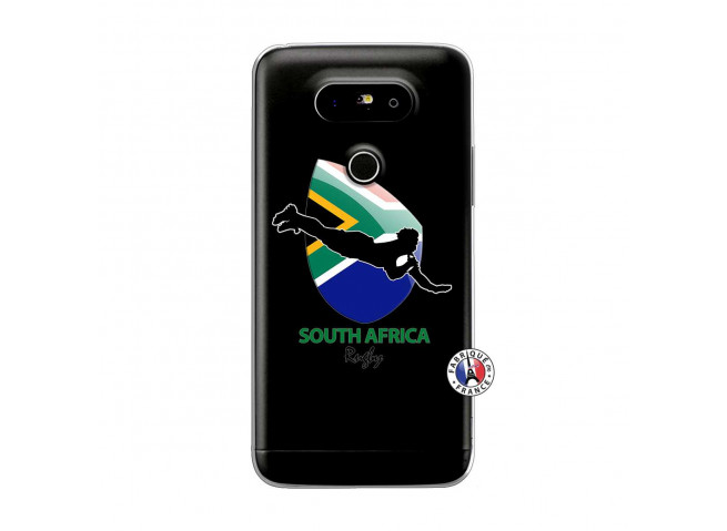 Coque Lg G5 Coupe du Monde Rugby-South Africa