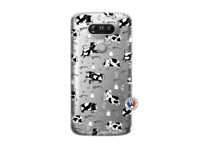 Coque Lg G5 Cow Pattern
