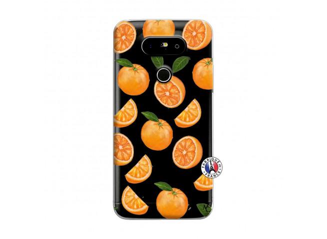Coque Lg G5 Orange Gina