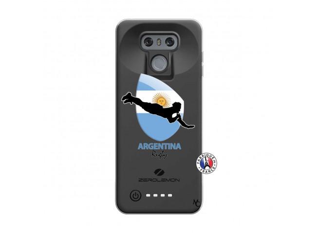 Coque Lg G6 Coupe du Monde Rugby-Argentina