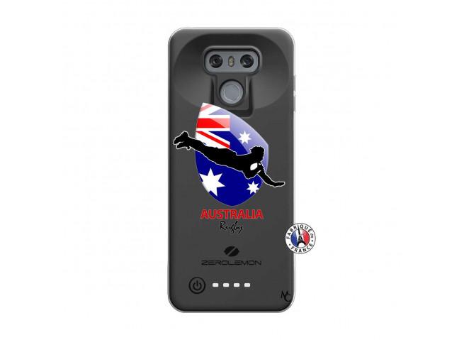Coque Lg G6 Coupe du Monde Rugby-Australia