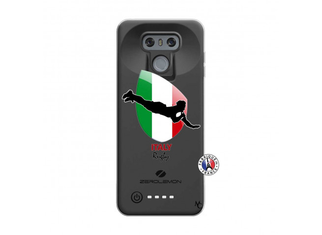 Coque Lg G6 Coupe du Monde Rugby-Italy