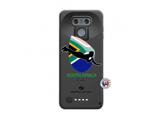 Coque Lg G6 Coupe du Monde Rugby-South Africa