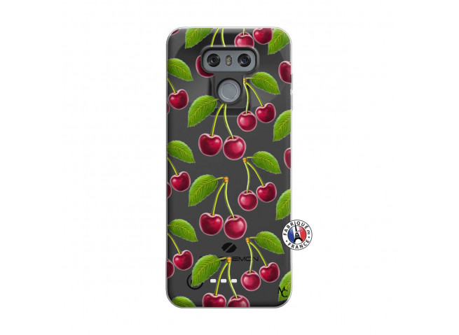 Coque Lg G6 oh ma Cherry
