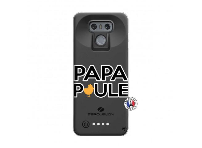 Coque Lg G6 Papa Poule