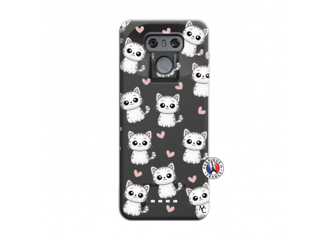Coque Lg G6 Petits Chats