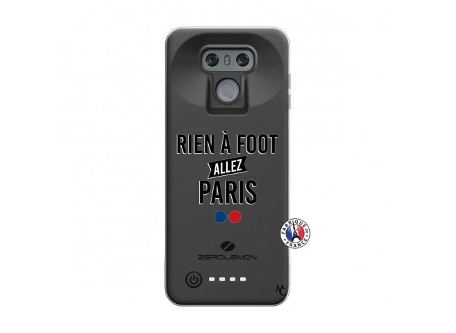 Coque Lg G6 Rien A Foot Allez Paris
