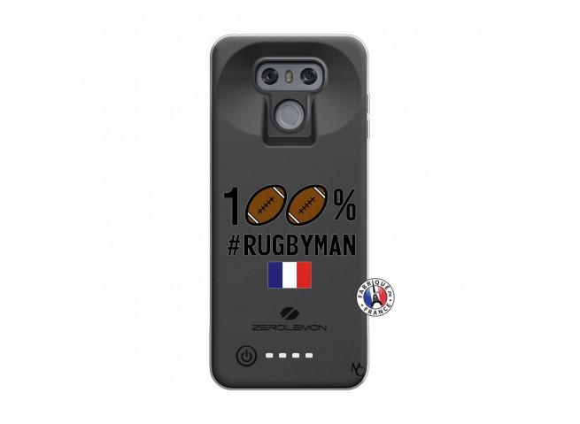 Coque Lg G6 100% Rugbyman