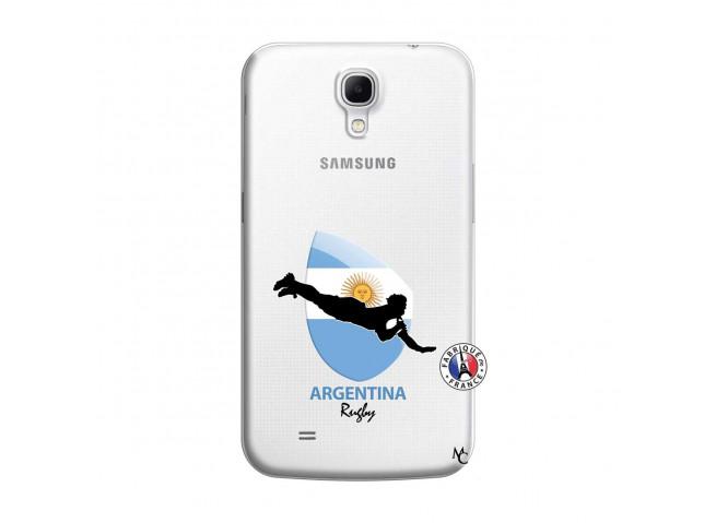 Coque Samsung Galaxy Mega 6.3 Coupe du Monde Rugby-Argentine