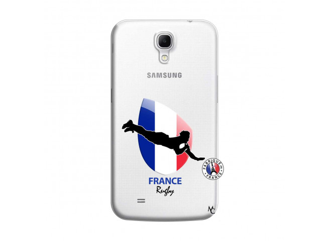 Coque Samsung Galaxy Mega 6.3 Coupe du Monde de Rugby-France