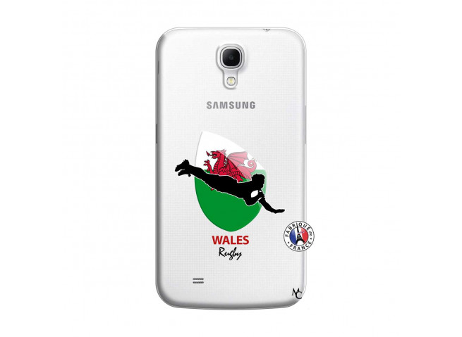 Coque Samsung Galaxy Mega 6.3 Coupe du Monde Rugby-Walles