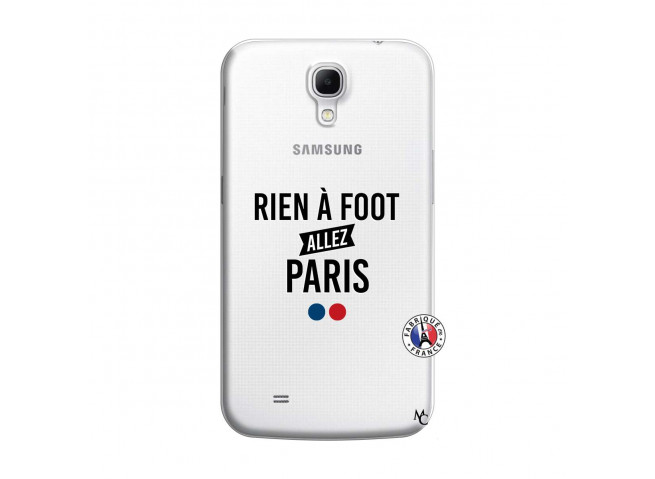 Coque Samsung Galaxy Mega 6.3 Rien A Foot Allez Paris