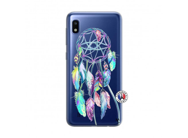 Coque Samsung Galaxy A10 Blue Painted Dreamcatcher