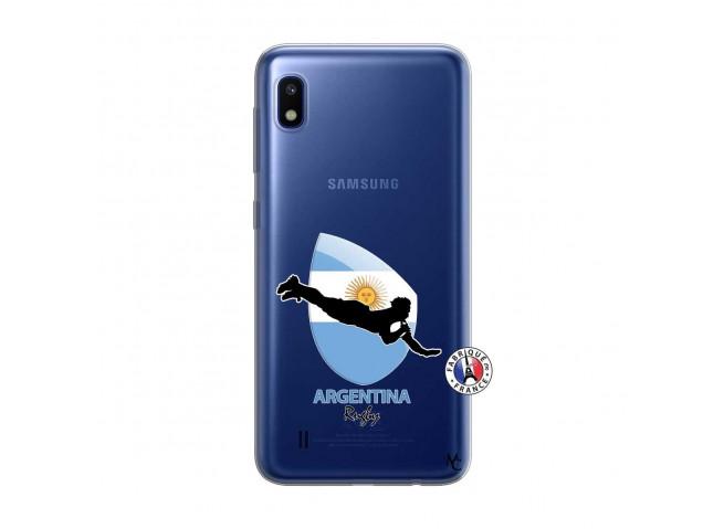 Coque Samsung Galaxy A10 Coupe du Monde Rugby-Argentina