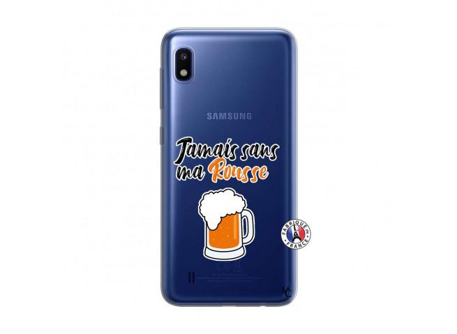 Coque Samsung Galaxy A10 Jamais Sans Ma Rousse