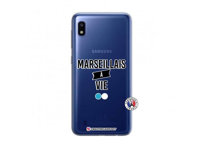 Coque Samsung Galaxy A10 Marseillais à Vie
