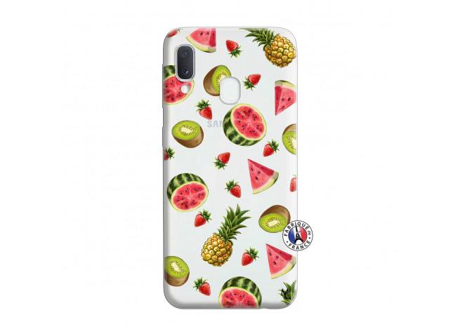Coque Samsung Galaxy A20e Multifruits