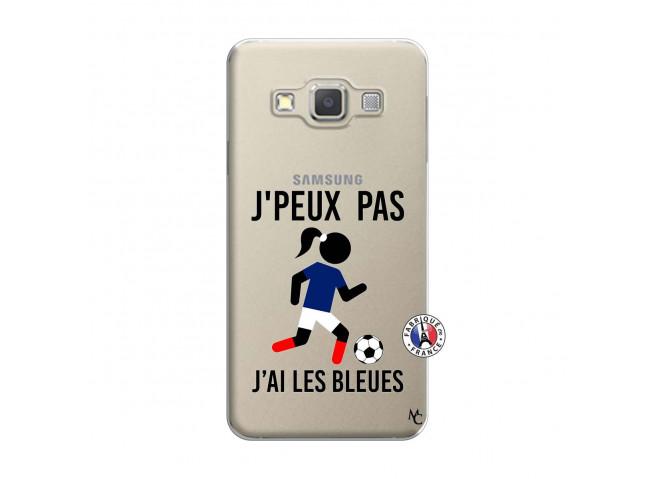 Coque Samsung Galaxy A3 2015 Je Peux Pas J Ai Les Bleues