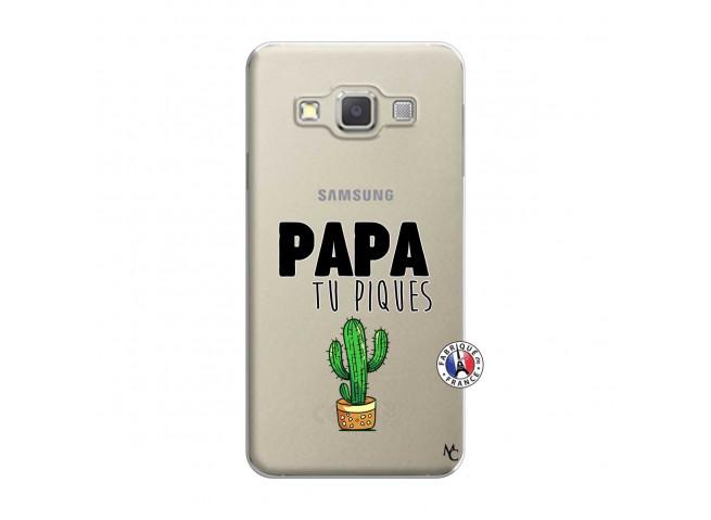 Coque Samsung Galaxy A3 2015 Papa Tu Piques