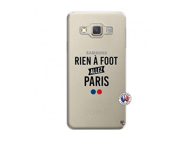 Coque Samsung Galaxy A3 2015 Rien A Foot Allez Paris