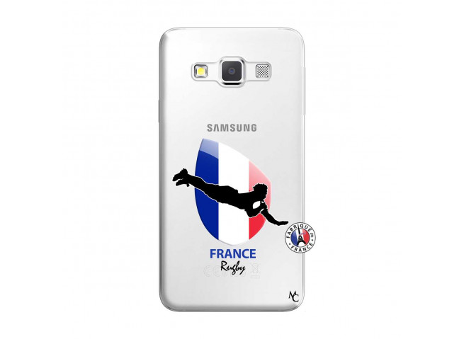 Coque Samsung Galaxy A3 2016 Coupe du Monde de Rugby-France