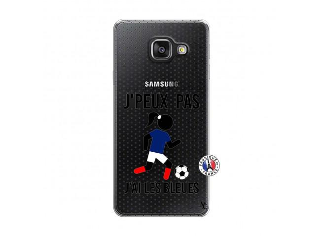 Coque Samsung Galaxy A3 2016 Je Peux Pas J Ai Les Bleues Maillot