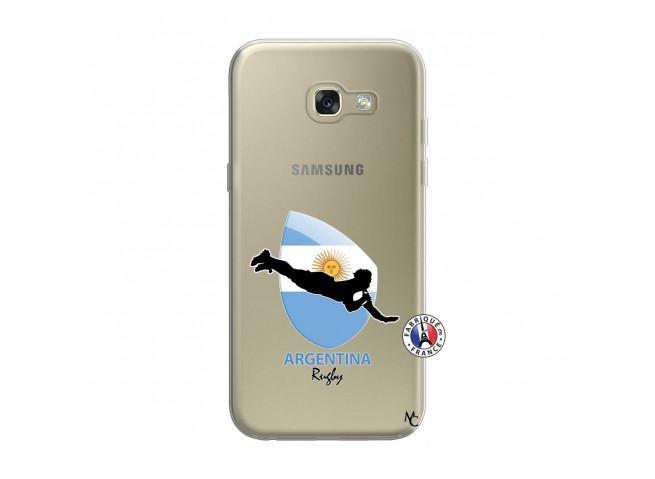 Coque Samsung Galaxy A3 2017 Coupe du Monde Rugby-Argentine