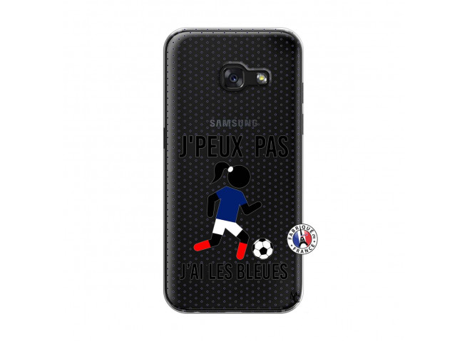 Coque Samsung Galaxy A3 2017 Je Peux Pas J Ai Les Bleues Maillot