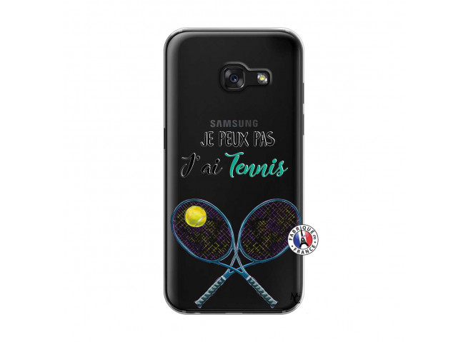Coque Samsung Galaxy A3 2017 Je Peux Pas J Ai Tennis