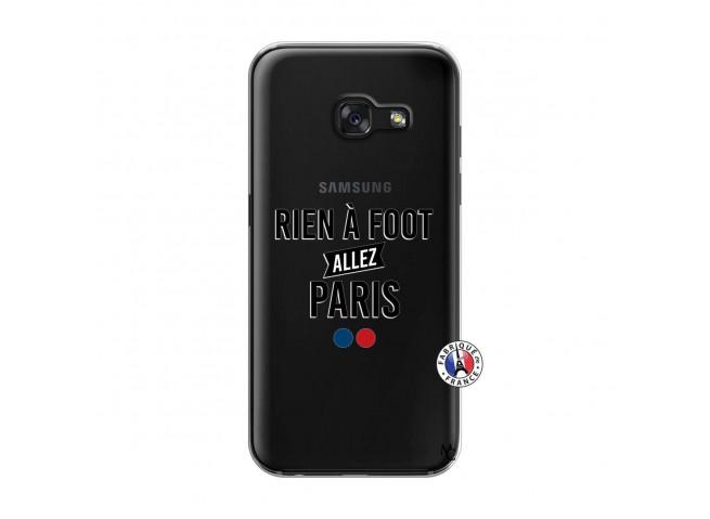 Coque Samsung Galaxy A3 2017 Rien A Foot Allez Paris